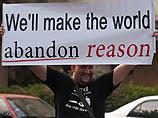 We made the world abandon reason (Мы заставили мир откинуть здравый смысл)