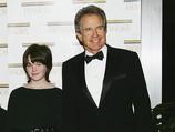 Уоррен Битти с дочерью. Так Кэтлин Элизабет выглядела 4 года назад