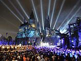 """В Орландо открылся парк """"Волшебный мир Гарри Поттера"""""""