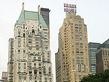 Отель Essex House в Нью-Йорке
