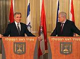 """Нетаниягу на встрече с канцлером Австрии: """"Враги Израиля прикрываются идеями мира"""""""