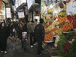 Тегеранский базар забастовал против повышения налогов