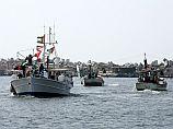 Ливийское судно вышло в море. Сын Каддафи может присоединиться к акции