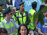 Парад Гордости в Иерусалиме: арестованы три правых активистки с яйцами