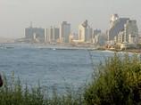 Вид на тель-Авивскую набережную