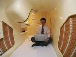 CNN: японский холостяк построил ультра-крошечный дом на парковке для автомобиля