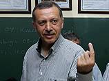 Глава правительства Турции Реджеп Тейип Эрдоган