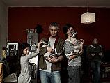 """Фотография из серии """"Русские семьи в Израиле"""". Автор: Никита Павлов"""