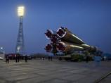 """С Байконура стартовал пилотируемый корабль """"Союз ТМА-20"""" с новым экипажем МКС, 15 декабря 2010 г."""