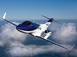 Самолет производства компании Honda успешно совершил первый полет