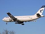 Разбился самолет IranAir, на борту которого было более 100 человек