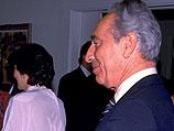 Шимон Перес в 1986-м году