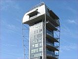 """Башня в Рамат-Гане, получившая народное название """"член Пивко"""""""