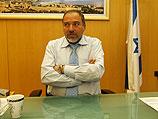 Глава МИД Израиля Авигдор Либерман. Иерусалим, 31 января 2011 года