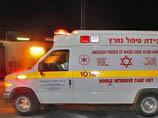 Авария в Иорданской долине: погиб ребенок