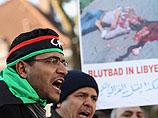 Оппозиционные источники сообщили также, что военный самолет разбился в окрестностях Бенгази