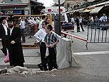 Беспорядки в Иерусалиме: поселенцы перегородили центральные улицы