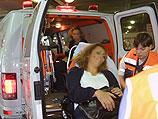 """После теракта в Иерусалиме около больницы """"Шаарей Цедек"""" (архив)"""