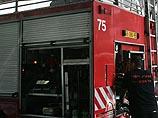 """Пожарным удалось локализовать огонь на """"кладбище автомобилей"""" в Беэр-Шеве"""