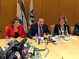 """Руководство партии """"Наш дом Израиль"""" пока не дает никаких комментариев по данному поводу"""
