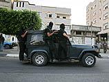 """Силовики"" в Газе"