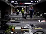 Аэропорт Сент-Луиса закрылся из-за торнадо
