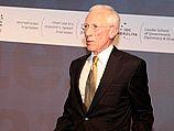 Стэнли Фишер, председатель Банка Израиля