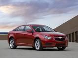 General Motors отзывает 154 тысяч седанов Chevrolet Cruze