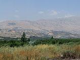 Вид на Маджд эль-Шамс