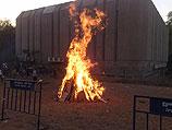 """Сводка происшествий на """"Лаг ба-Омер"""": три пожара и один пострадавший"""