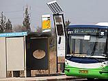 На автобусных остановках появятся табло, сообщающие о времени прибытия автобуса