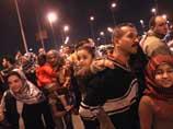 Акция протеста у израильского посольства в Каире приостановлена