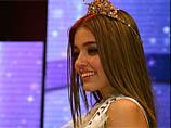 """18-летняя Ким Эдри из Сдерота, завоевавшая весной титул """"Вице-Мисс"""" (""""Наарат Исраэль"""")"""