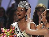 """Ангольская красавица Лейла Лопес получила корону """"Мисс Вселенная 2011"""""""