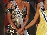 """Скандалы конкурса """"Мисс Вселенная"""": """"Мисс Колумбия"""" вышла на сцену без трусов (иллюстрация)"""
