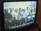 Гилад Шалит в Рафиахе. 18 октября 2011 года