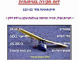Частный израильский самолет по ошибке приземлился на базе армии Египта
