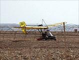 Израильский самолет после посадки в Египте