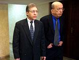 Лидеры МЕРЕЦ Йоси Бейлин и Йоси Сарид. 2003-й год