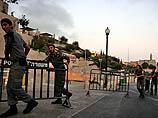 Беспорядки в Восточном Иерусалиме: пострадал телеоператор