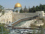 Главный инженер Иерусалима: Мост Муграбим, ведущий на Храмовую гору, будет закрыт