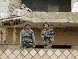 Сирийские солдаты (иллюстрация)