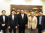 Исраэль Кац: Израиль и Харьков будут сотрудничать в транспортной сфере