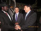 Визит президента Южного Судана: главный вопрос – репатриация нелегалов