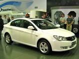 """Первый """"семейный"""" автомобиль китайского производства прибывает в Израиль"""