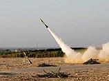 Израильская территория подверглась ракетному обстрелу