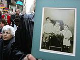 Демонстрация в США в день годовщины геноцида армянского народа