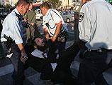 """Новые беспорядки в Бейт-Шемеше: """"харедим"""" забросали камнями полицейских"""