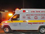Охранник на складе возле Нетании тяжело ранен при невыясненных обстоятельствах