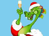 Наступает Новый 2012-й год, год Дракона по восточному календарю